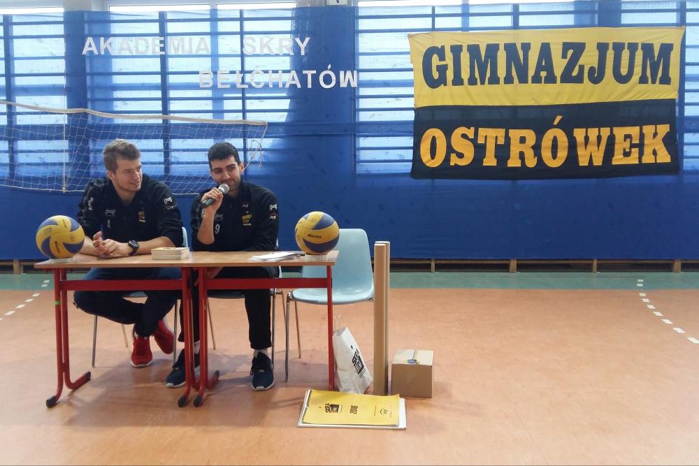 Marcyniak i Janusz w Ostrówku (18.10.2016)